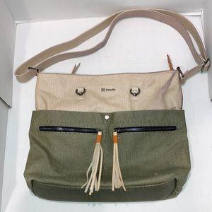 Sherpani Faith Crossbody Canvas Bag